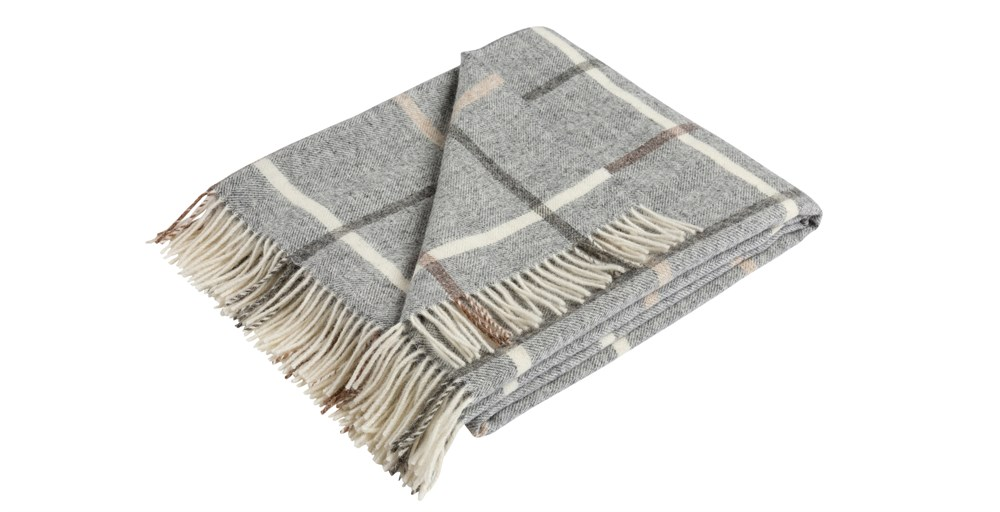 Douglas Wool Throw